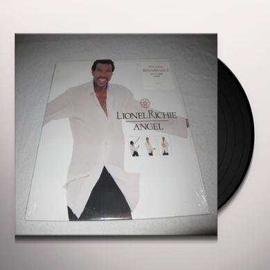 Lionel Richie ANGEL Vinyl Record - Canada Import