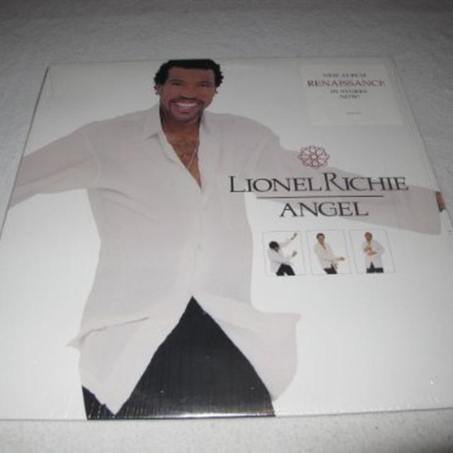 Lionel Richie ANGEL Vinyl Record