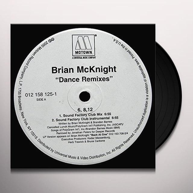 Brian Mcknight 6 8 12 INCHES Vinyl Record - Canada Import