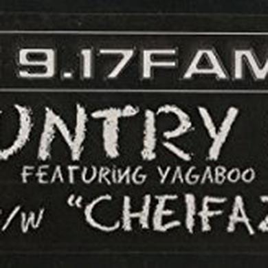 9.17 FAMILY COUNTRY BOY Vinyl Record