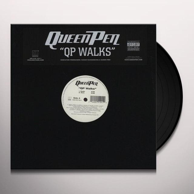 Queen Pen QP WALKS Vinyl Record - Canada Import