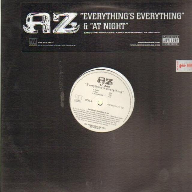 Az EVERYTHING'S EVERYTHING Vinyl Record