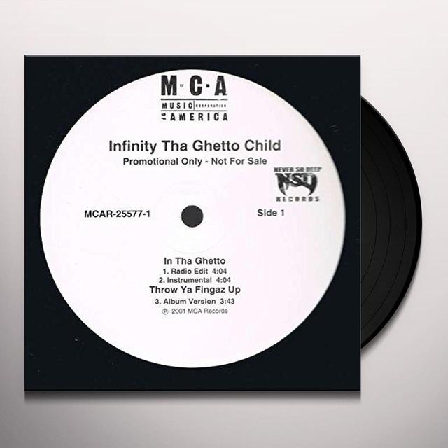 INFINITY-THA GHETTO CHILD IN THA GHETTO Vinyl Record