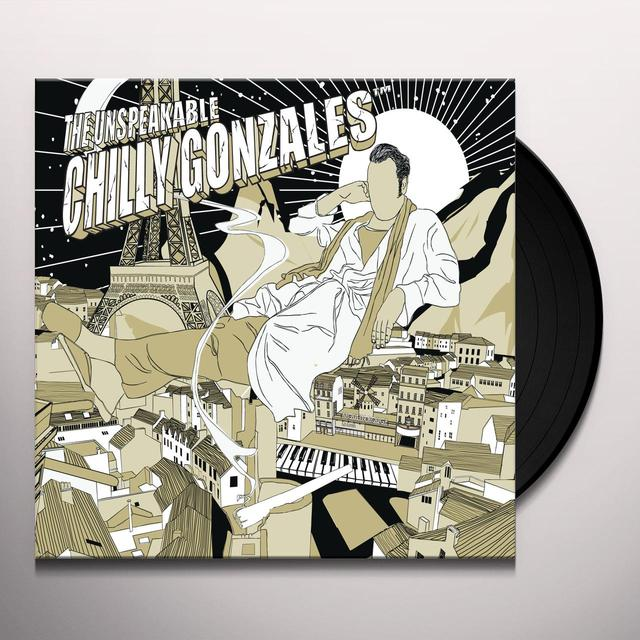 UNSPEAKABLE CHILLY GONZALES Vinyl Record - Canada Import