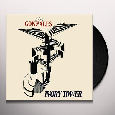 Chilly Gonzales IVORY TOWER Vinyl Record - Canada Import