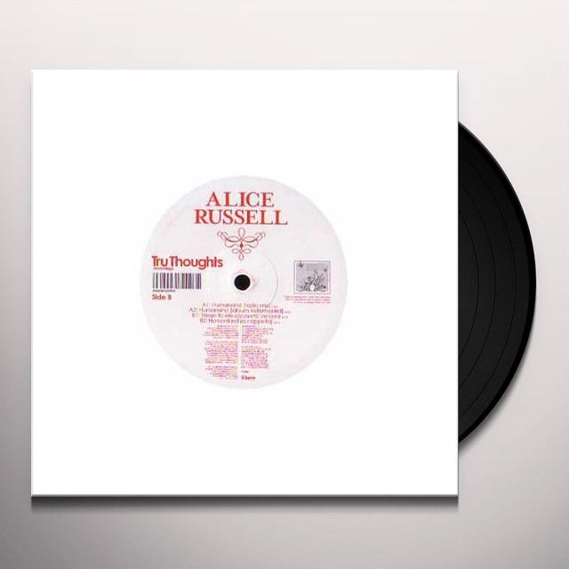Alice Russell HUMANKIND Vinyl Record - UK Import