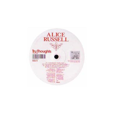 Alice Russell HUMANKIND Vinyl Record