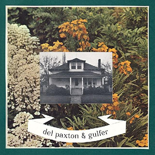 DEL PAXTON / GULFER SPLIT Vinyl Record