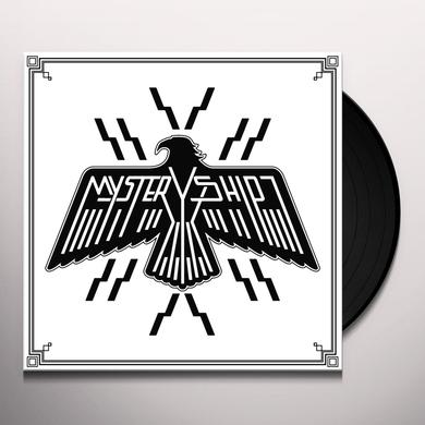 Mystery Ship BRIDGEBURNER Vinyl Record