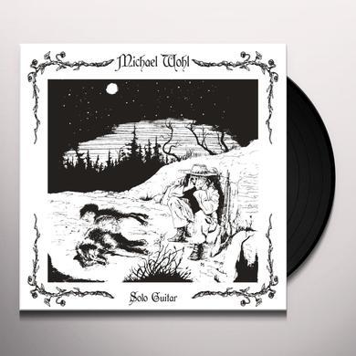 Michael Wohl MOONFEEDER Vinyl Record