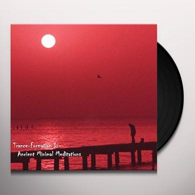 J.D. Emmanuel TRANCE-FORMATIONS I: ANCIENT MINIMAL MEDITATIONS Vinyl Record