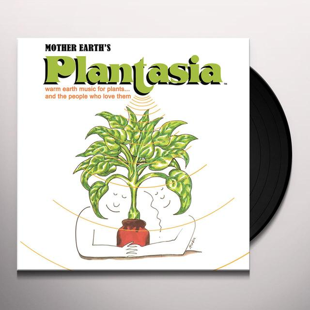 Mort Garson MOTHER EARTH'S PLANTASIA Vinyl Record