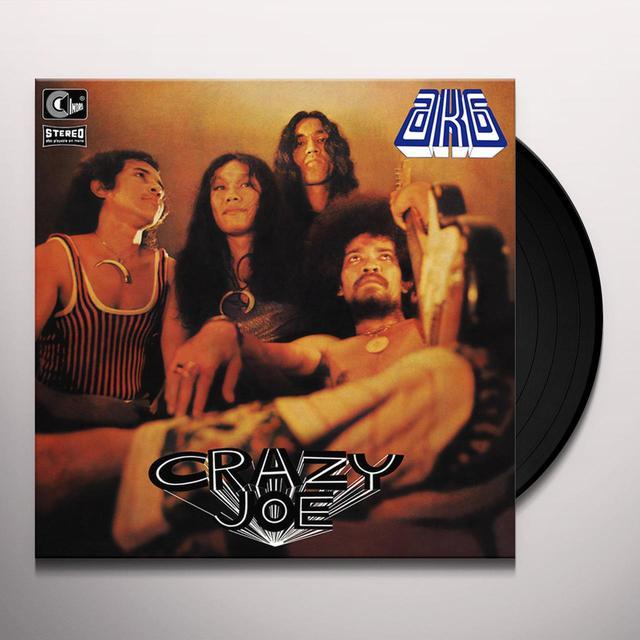 AKA CRAZY JOE Vinyl Record