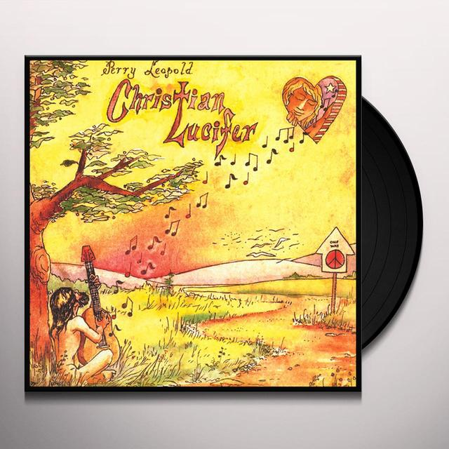 Perry Leopold CHRISTIAN LUCIFER Vinyl Record
