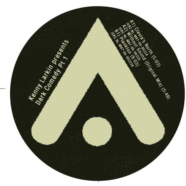 Kenny Larkin DARK COMEDY PT 1 Vinyl Record