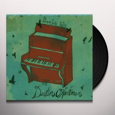 DUSTIN O'HALLORAN PIANO SOLOS 2 Vinyl Record