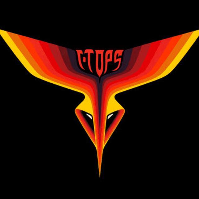 T-TOPS Vinyl Record