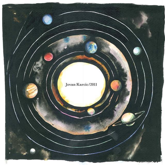 Jovan Karcic 2011 Vinyl Record