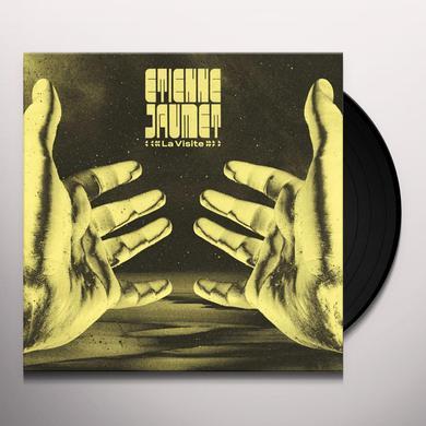 Etienne Jaumet LA VISITE Vinyl Record