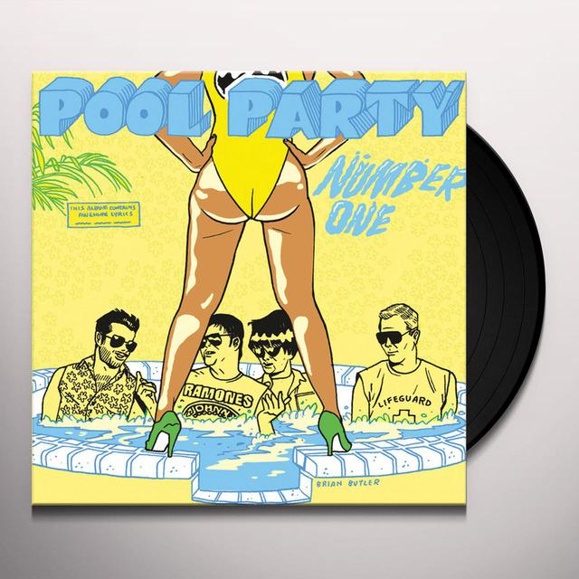 POOL PARTY NUMBER ONE Vinyl Record