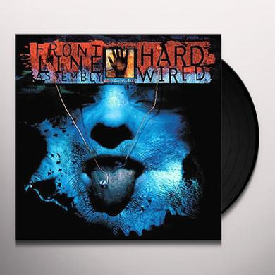 Front Line Assembly HARD WIRED Vinyl Record