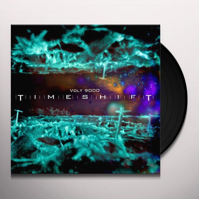 Volt 9000 TIMESHIFT (TRANSLUCENT BLUE VINYL) Vinyl Record