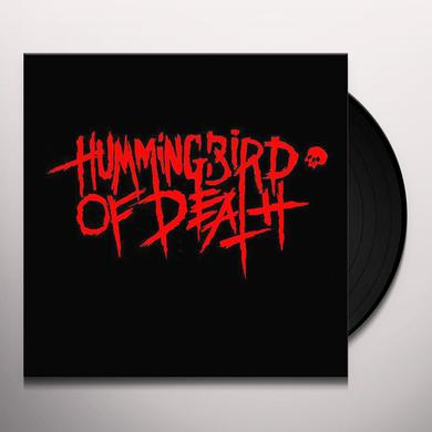 HUMMINGBIRD OF DEATH / RAID SPLIT Vinyl Record