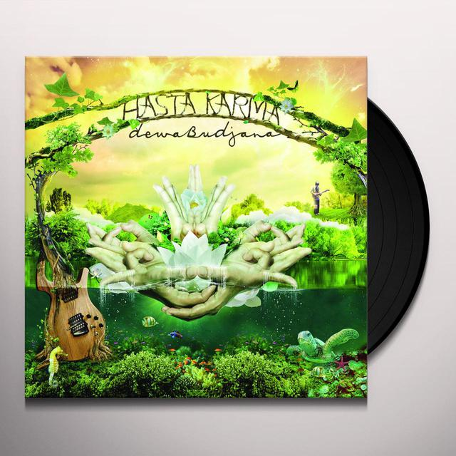 Dewa Budjana HASTA KARMA Vinyl Record