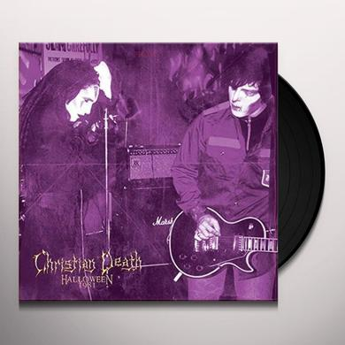 Christian Death HALLOWEEN 1981 Vinyl Record