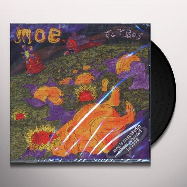 MOE. FATBOY Vinyl Record