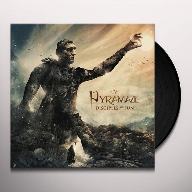 Pyramaze DISCIPLES OF THE SUN Vinyl Record