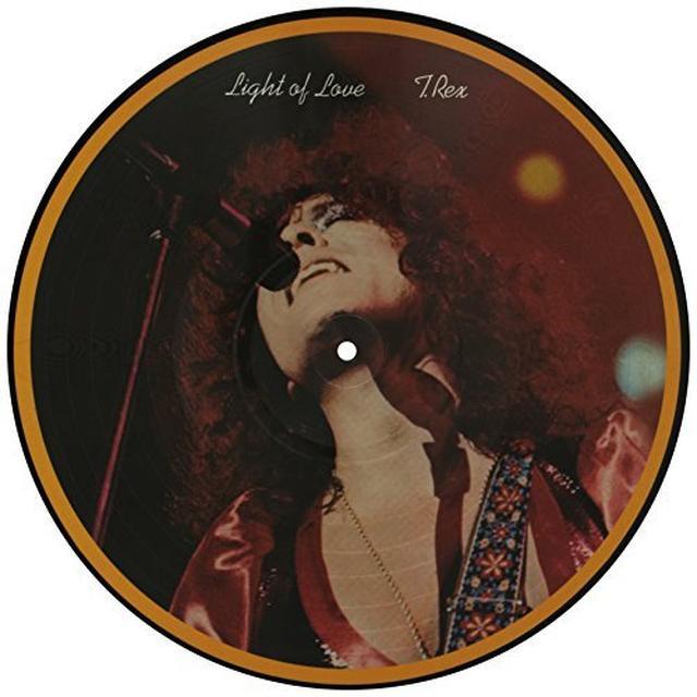 T-Rex LIGHT OF LOVE Vinyl Record