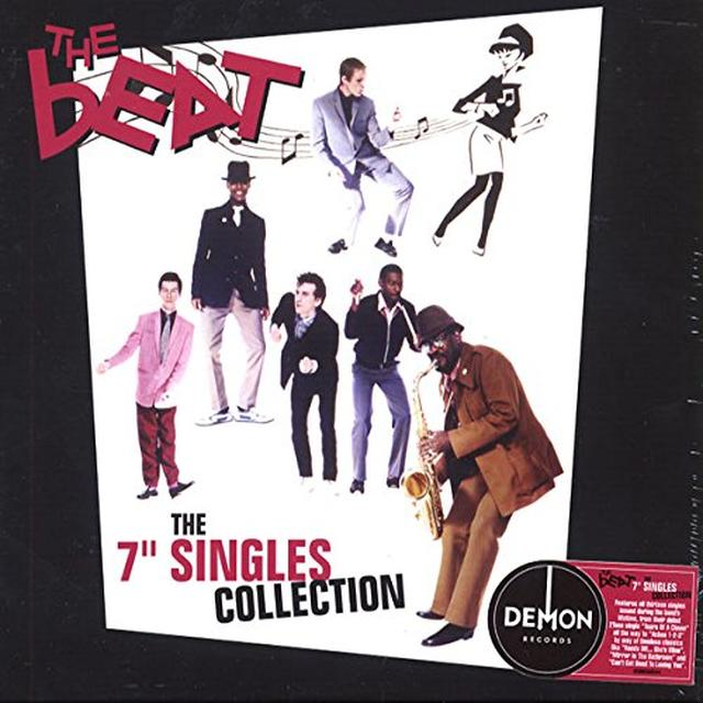 The English Beat  7 SINGLES BOX SET Vinyl Record