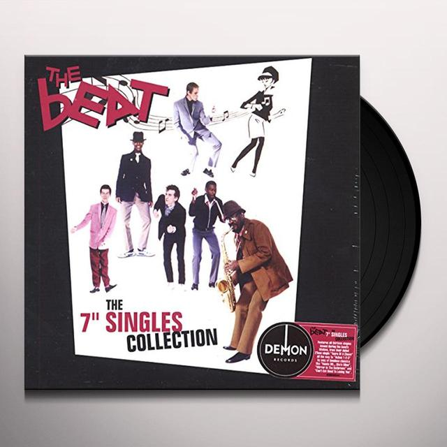 The English Beat  7 SINGLES BOX SET Vinyl Record - UK Import