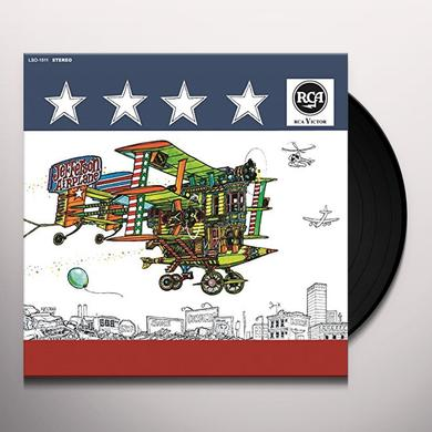 Jefferson Airplane AFTER BATHING AT BAXTER'S Vinyl Record - Holland Import