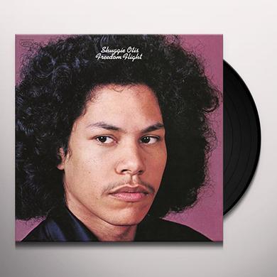 Shuggie Otis FREEDOM FLIGHT Vinyl Record - Holland Import