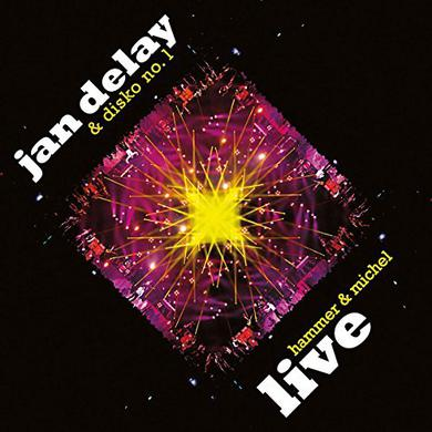 Jan Delay HAMMER & MICHEL LIVE Vinyl Record