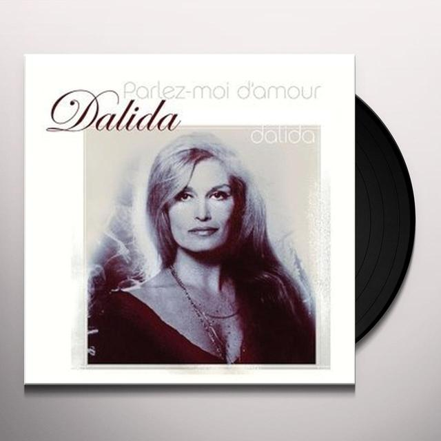 Dalida PARLEZ-MOI D'AMOUR: BEST OF Vinyl Record - Holland Import