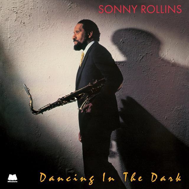 Sonny Rollins DANCING IN THE DARK Vinyl Record