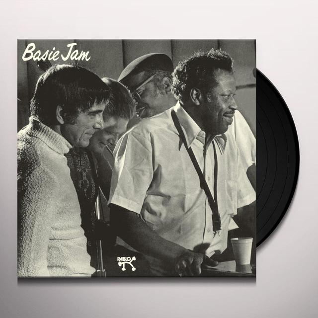 Count Basie BASIE JAM Vinyl Record - Spain Import