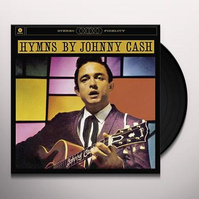 HYMNS BY JOHNNY CASH Vinyl Record