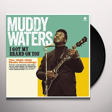 Muddy Waters I GOT MY BRAND ON YOU Vinyl Record - Spain Import