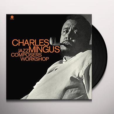 Charles Mingus JAZZ COMPOSERS WORKSHOP Vinyl Record - Spain Release