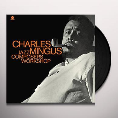 Charles Mingus JAZZ COMPOSERS WORKSHOP Vinyl Record - Spain Import