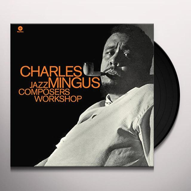 Charles Mingus JAZZ COMPOSERS WORKSHOP Vinyl Record - Spain Import