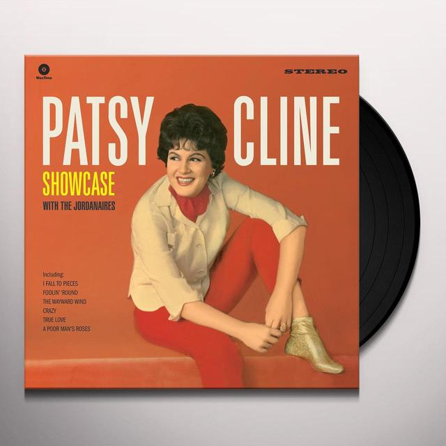 Patsy Cline SHOWCASE Vinyl Record