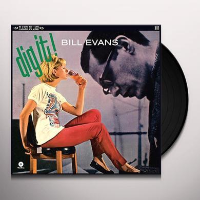 Bill Evans DIG IT Vinyl Record