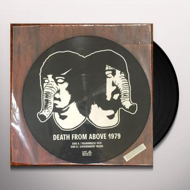 Death From Above 1979 TRAINWRECK 1979 Vinyl Record - Canada Import