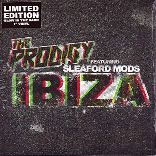 The Prodigy IBIZA Vinyl Record