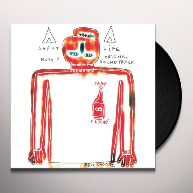 Busy P GYPSY LIFE Vinyl Record - Canada Import
